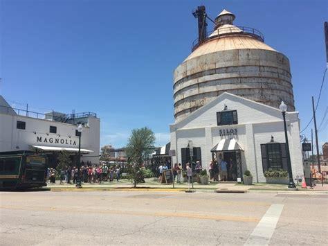 waco magnolia market silos discover dallas tours