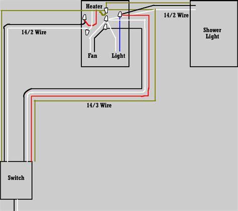 bath fan heater light wiring dvd talk forum