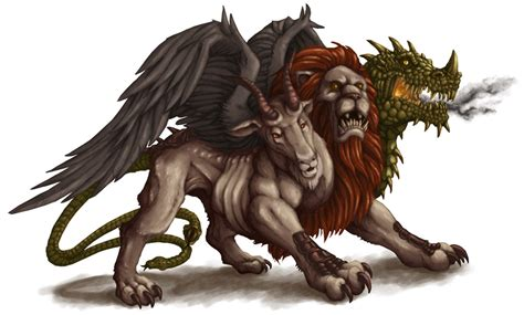bunch awesome chimera pictures awesome chimera picture add