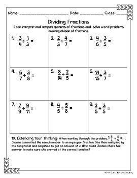 Homework Sheets For 6th Graders.html