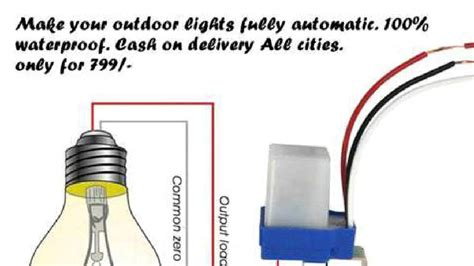 Valuable Selcon Photocell Wiring Diagram 100 Waterproof Auto Off Photocell Street Light.html