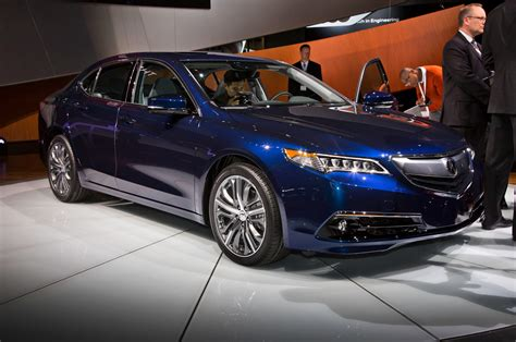 2015 acura tlx motor trend