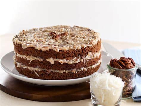 american cakes german chocolate cake recipe history