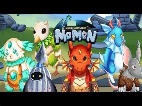 momon mobile monsters android game gameplay español español