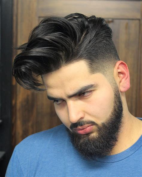 20 latest cool haircuts mens thick hair men