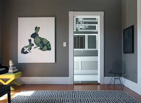 gray walls contemporary living room behr squirrel design