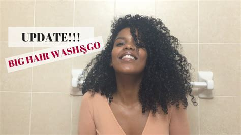 curly hair routine updated wash youtube