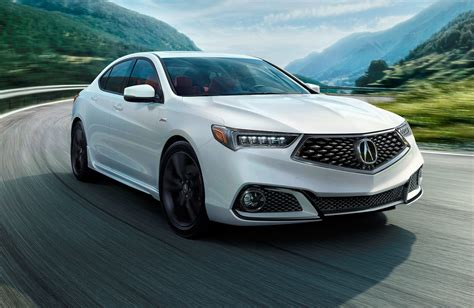 2018 acura tlx reviews rating motor trend