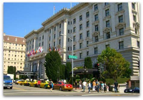 san francisco luxury hotels sf resorts fairmont hotel