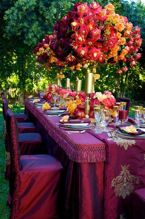 long wedding table ideas belle magazine
