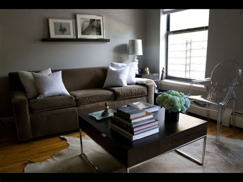 brown grey living rooms youtube