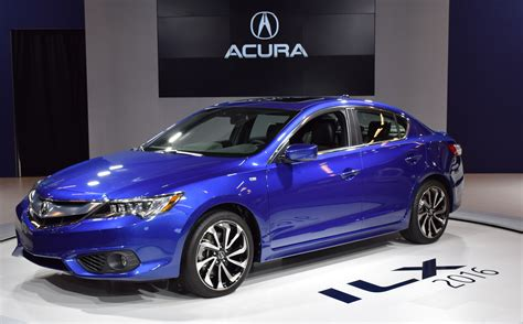 acura set launch powerful technologically advanced luxuriously equipped