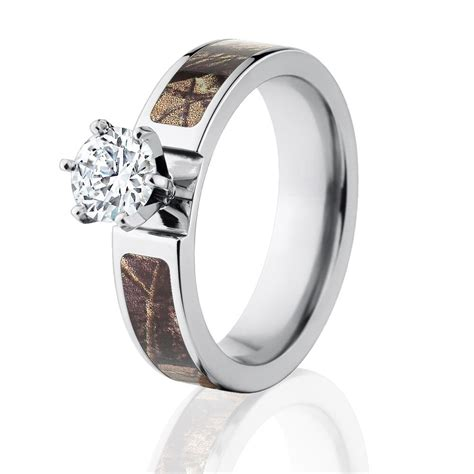 official licensed realtree ap engagement camo bands 1ct