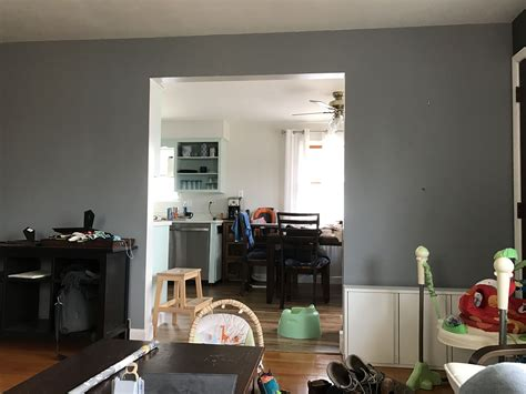 sherwin williams african gray small living space spanish