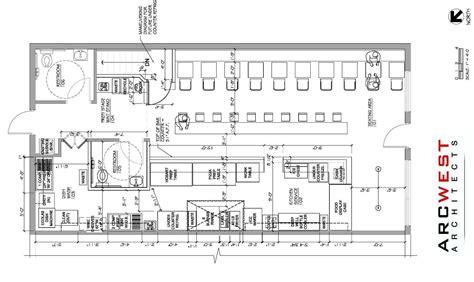 pin gaskill pizzeria architecture restaurant floor plan floor