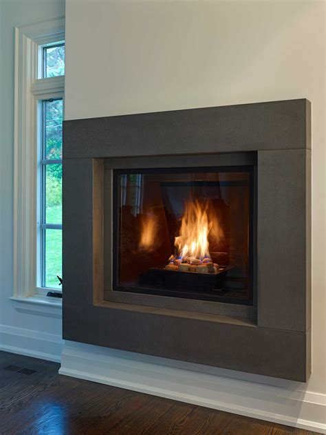 linnea 4 modern fireplace mantel charcoal paloform