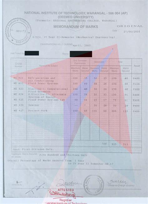 nitwarangaltranscripts transcripts fast simple