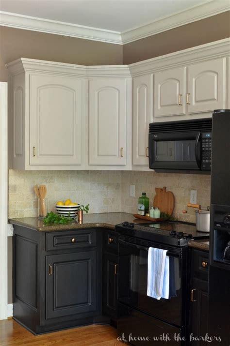 room challenge kitchen makeover reveal kitchen cabinets black