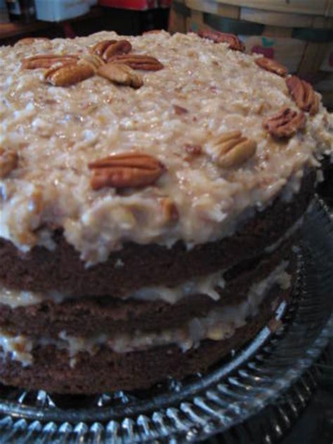 bakers original german sweet chocolate cake recipe food