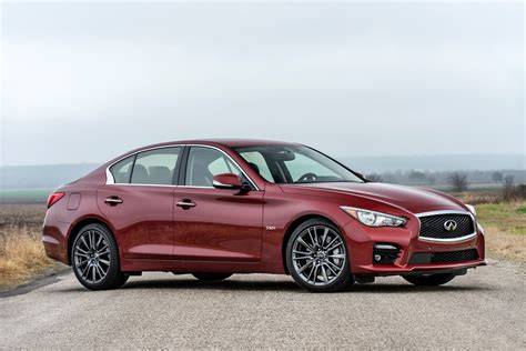 2016 infiniti q50 red sport 400 drive review