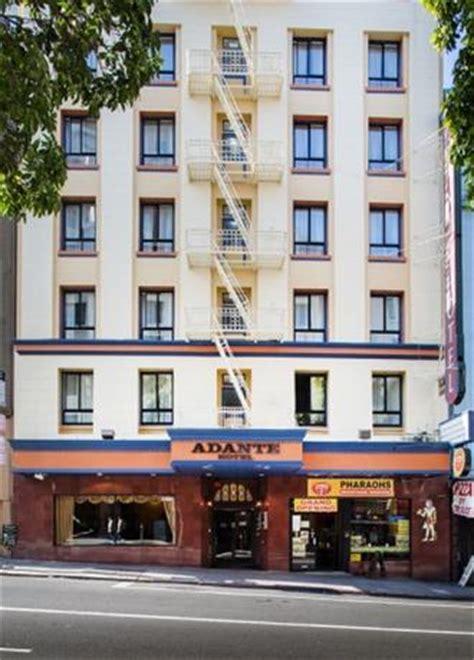 adante hotel san francisco compare deals