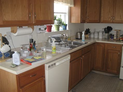 healthy living mama organize kitchen countertops