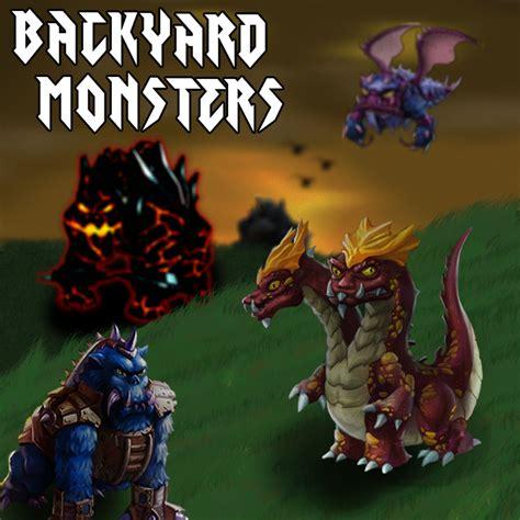 backyard monsters chions therevengist deviantart