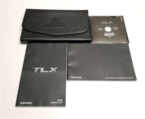 2015 acura tlx owners manual 3 5l 2