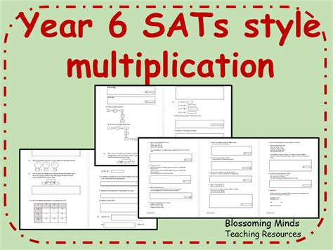 Maths Worksheets For Year 6 Sats.html
