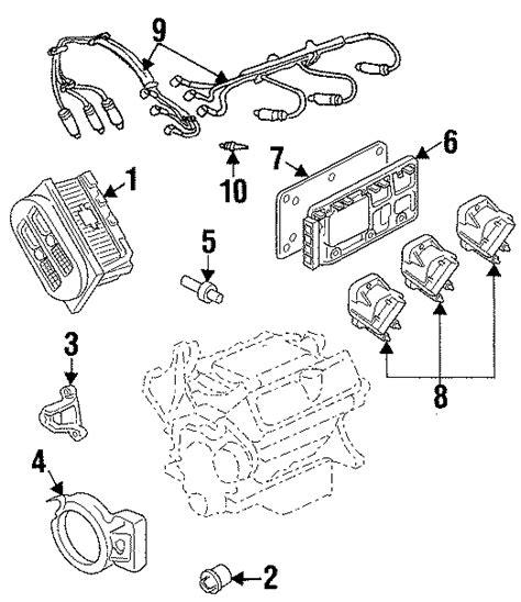 oldsmobile intrigue spark plug wire set wire set