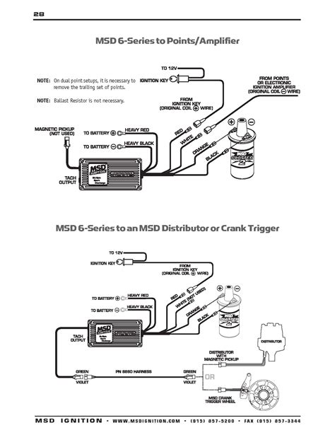wiring mallory 609 schematic diagram mallory ignition wiring