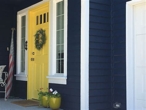 love yellow door sherwin williams decisive yellow paint