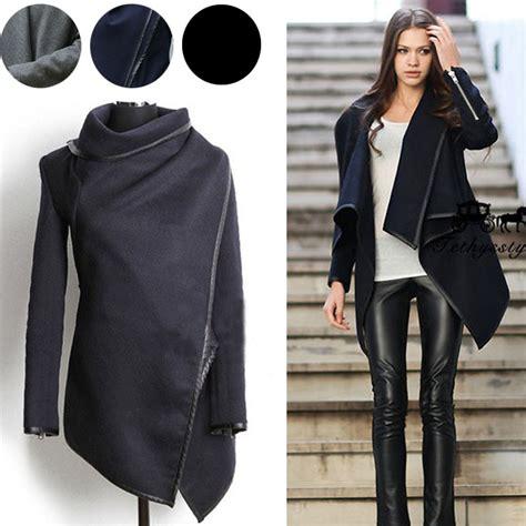 4 types casual winter jacket women fit coat
