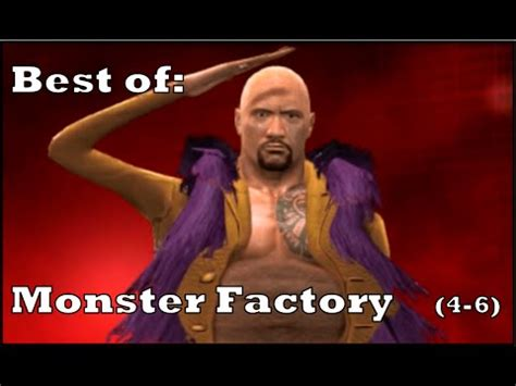 monster factory episodes 4 6 youtube