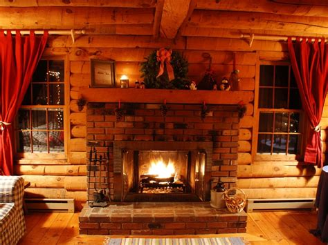 cabin fireplace guide