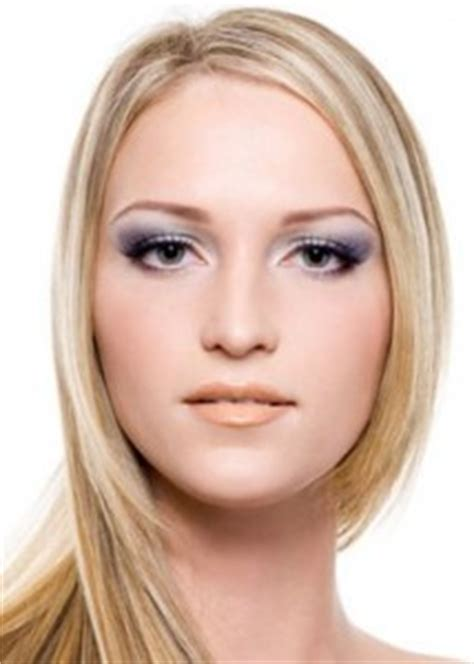 hairstyles oval face shape woman