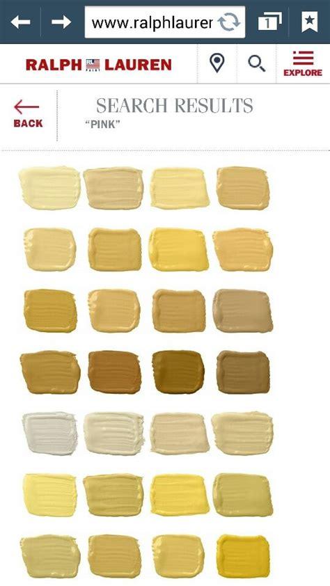 ralph lauren paint colors yellows golden design color