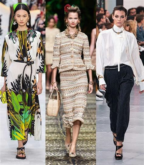 spring 2020 fashion trends 12 fashion trends women