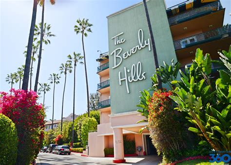 beverly hills hotel information hotel