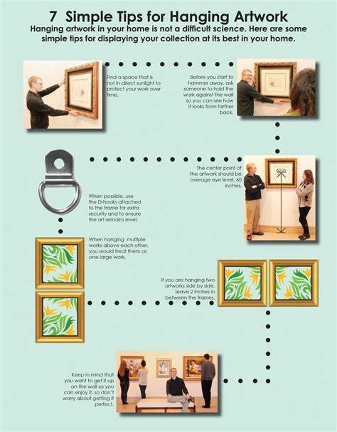 7 simple tips hanging artwork park west gallery