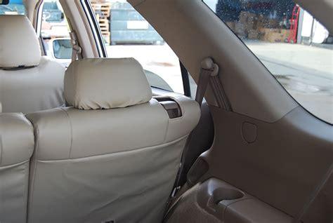 acura mdx 2007 2013 leather custom seat cover