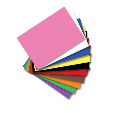 multi colors adhesive foam sheets 50 piece walmart