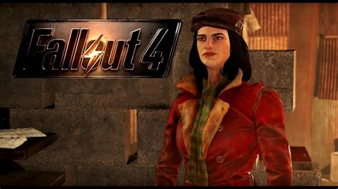 fallout 4 marrying piper kinda lover embrace youtube