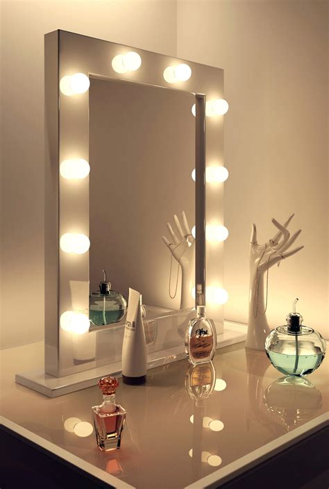 top 10 wall lighted makeup mirror 2019 warisan