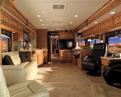 Amazing Motorhome Interior Design Youtube