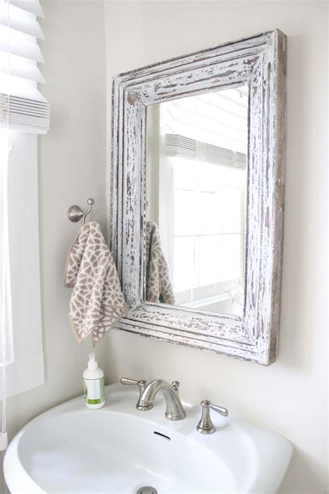 20 creative bathroom mirror ideas housely