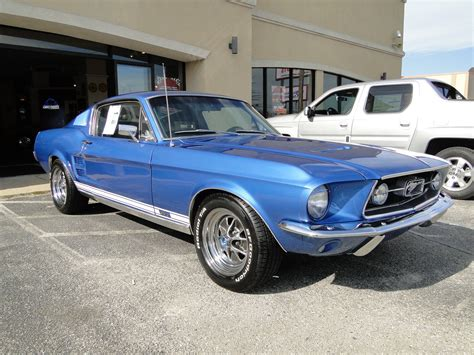 1967 ford mustang gt 390 fastback sale stock