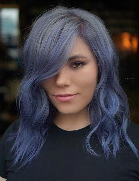 20 Incredible Medium Length Hairstyles With Bangs.html