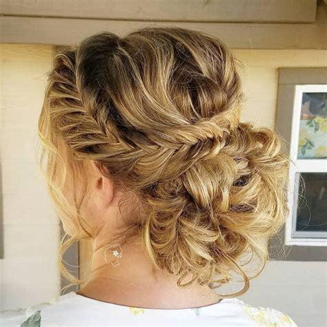 40 irresistible hairstyles brides bridesmaids