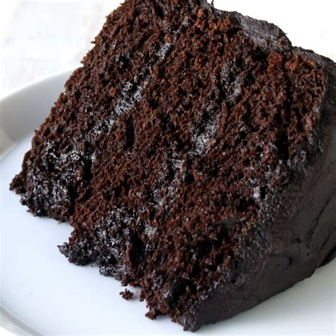 Most Moist Chocolate Cake Recipe